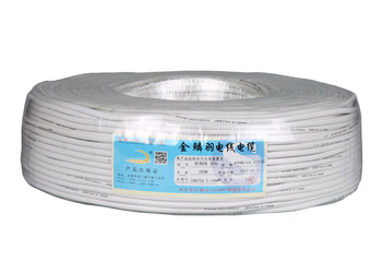 Jinlinyu White sheathed cable